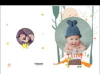 宝贝秀-快乐的时光#-硬壳精装照片书22p