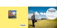 Travel sunshine 阳光之旅 欧美经典原创高档精品自由设计-8x8方款轻装文艺照片书24P