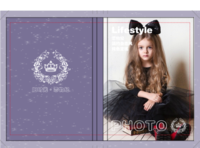 旧时光·恋物纪·纯色定格·简约杂志风(封面图片可替换)-硬壳精装照片书