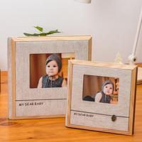 自由DIY-佳木方8寸照片书