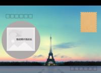 风景LOMO-长方留白明信片(横款)套装