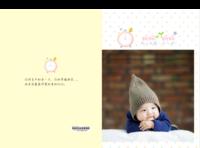 超可爱小宝贝-8x12对裱特种纸22p套装
