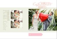 温馨时刻--爱情 影楼 婚纱-青葱岁月照片书
