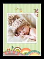 美丽童年,快乐生活-A4杂志册(36P)