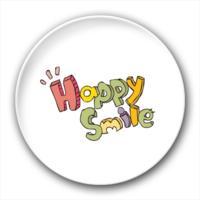 开心的笑-4.4个性徽章