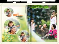 宝贝写真,旅游,全家福高档影集-硬壳精装照片书20p