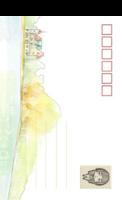 003-正方留白明信片(竖款)套装
