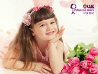 公主日记(图片可换)女宝宝女生专用-16寸横式海报