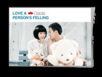爱的感觉-A5骑马钉画册