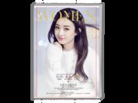 时尚杂志册 纪念册  写真集 通用 照片可换-A4时尚杂志册(26p)