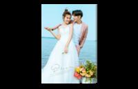 情迷爱琴海-8x12印刷单面水晶照片书20p