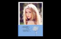 时光流年(封面图片可替换)-8x12印刷单面水晶照片书21p