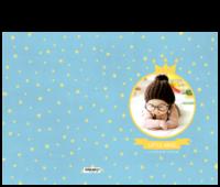 我家的小天使-小小的你是最闪亮的星-15寸硬壳蝴蝶装照片书32p