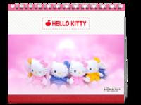 Hello Kitty-10寸单面跨年台历