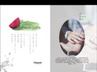 南笙双语之水果蜜恋#-硬壳对裱照片书30p