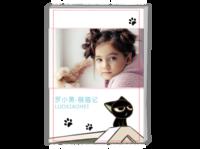 罗小黑·萌猫记-A4时尚杂志册(24p)
