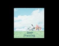 甜蜜旅行-旅游纪念-装饰可移动、图片可换-绒面单面抱枕