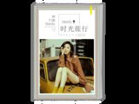 【旅行时光,美好悠闲】小清新,文艺范(图文可换)-A4时尚杂志册(26p)
