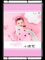HAPPY小精灵(照片可换杂志册)-A4杂志册(40P)
