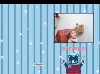 宝宝周岁纪念册-毕业季铜版纸照片书24P
