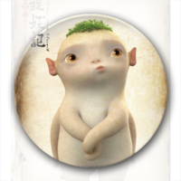【捉妖记】胡巴-4.4个性徽章