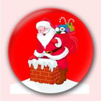 圣诞-2.5徽章