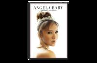 天使宝贝-8x12单面银盐水晶照片书