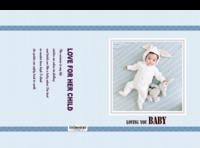 爱你宝贝-萌娃-宝宝-照片可替换-硬壳精装照片书22p