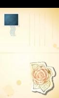 竖款-正方留白-006-正方留白明信片(竖款)套装