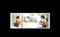 坠入爱河 fall in love-陶瓷马克变色杯