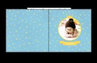 我家的小天使-小小的你是最闪亮的星-贝蒂斯6x6照片书