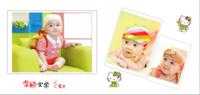【幸福宝贝】-佳木方8寸照片书