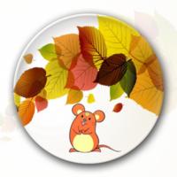 子鼠-7.5个性徽章