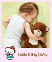 hello kitty baby快乐成长集-定制照片卡