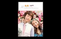 很幸福 爱情 个人写真 青春 韩版 简洁 影楼风格 (字图可替换)-8x12印刷单面水晶照片书20p