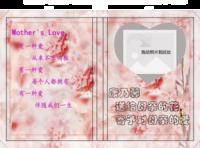 亲爱的妈妈—康乃馨的祝福-硬壳精装照片书