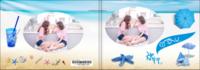 旅行的意义-潮流 全家福 青春 人物-6x8轻装文艺照片书40P