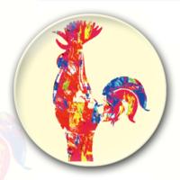 炫鸣-5.8个性徽章