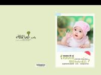 期待宝宝的成长-8x12对裱特种纸22p套装