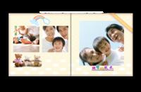 童年的风采-图像相框可移除修改-贝蒂斯8X8照片书
