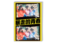 暴走的青春-A4时尚杂志册(26p)