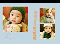 BOSS 宝宝-硬壳精装照片书22p