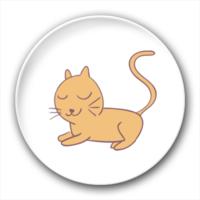 可爱小猫-4.4个性徽章