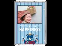 可爱的小宝宝-A4时尚杂志册(26p)