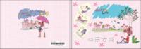 快乐女孩的生活-亲子 甜美 萌 手绘-6x8轻装文艺照片书40P