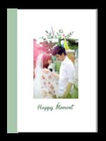 Happy Moment-我们的美好时光-A4杂志册(36P)