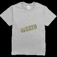 字母潮流图案复古高档彩色T恤