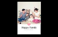 我和爸爸妈妈幸福的事-8x12印刷单面水晶照片书21p