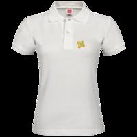 9-女款纯色POLO衫