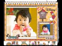 快乐宝贝的快乐童年(封面照片可更换)-8寸单面印刷台历